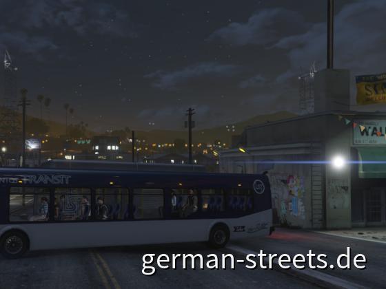 Der Partybus on Tour