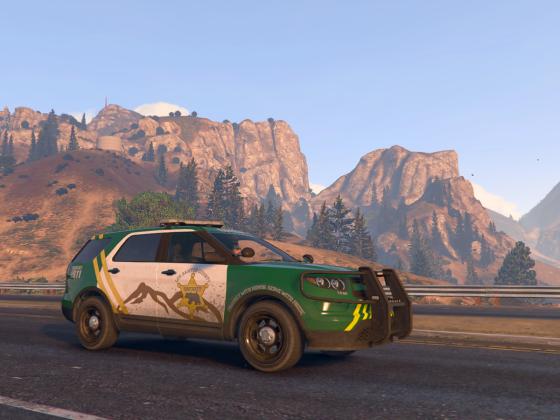 Sheriff Scout
